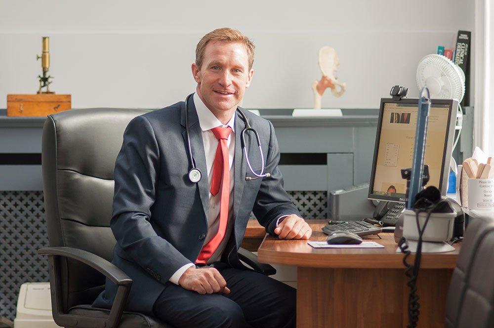 Dr. Emmet Kerin Treaty Medical