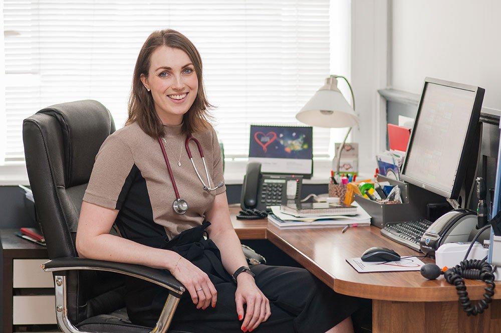 Dr. Ciara Boomsma Treaty Medical